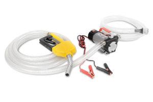 Bowser Oil and Bio-diesel Fuel Transfer Pump 12V 40/L – 180W