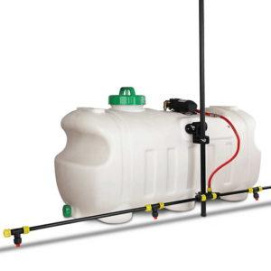 ATV Garden Weed Sprayer Pump Spot Spray 100L Tank with Boom Sprayer