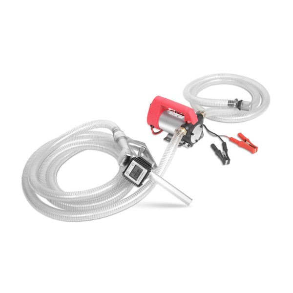 Electric Diesel Oil Bio-diesel Water Transfer Pump 40L/Min – 12V