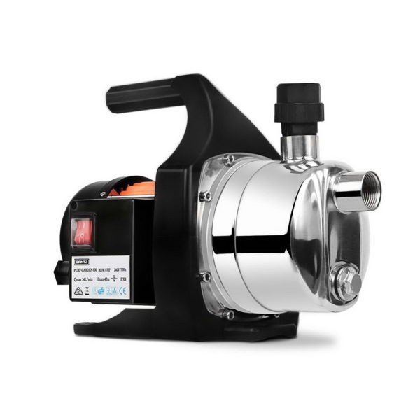 Stainless Steel Multi Stage Garden Water Pump 54L/min – 800W