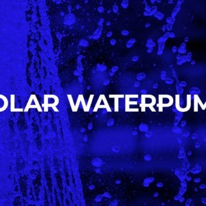 solar waterpump